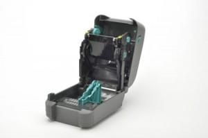 Zebra GT800 - open