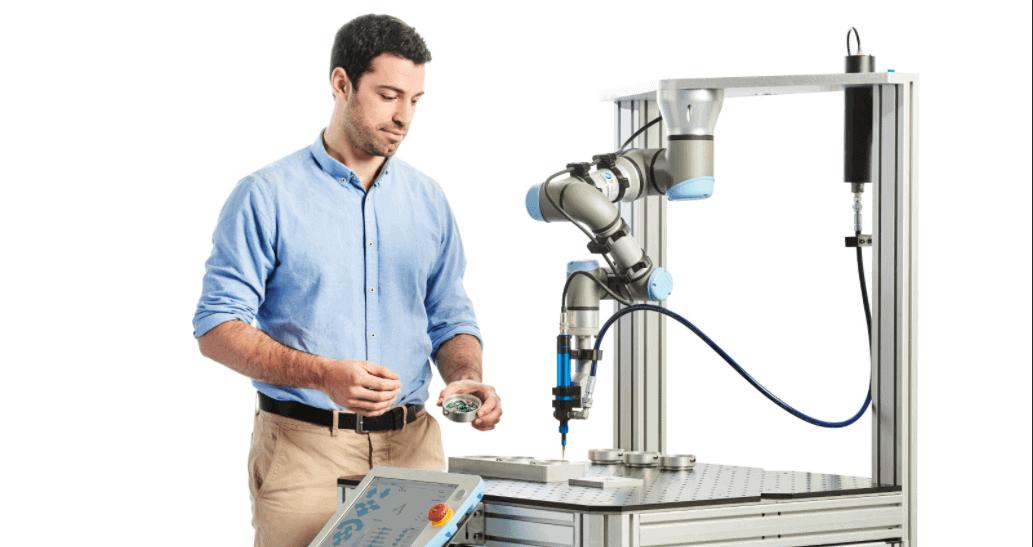 Robotii colaborativi