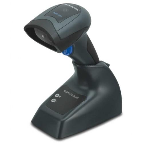 Cititor coduri de bare Datalogic QuickScan QM2430 USB cradle negru