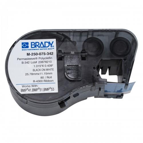 Tub termocontractibil Brady M-250-075-342 19.05mm 11.15mm