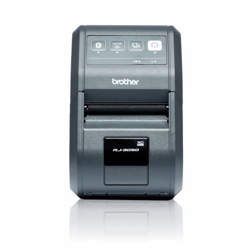 Imprimanta mobila de etichete Brother RJ-3050 Peeler