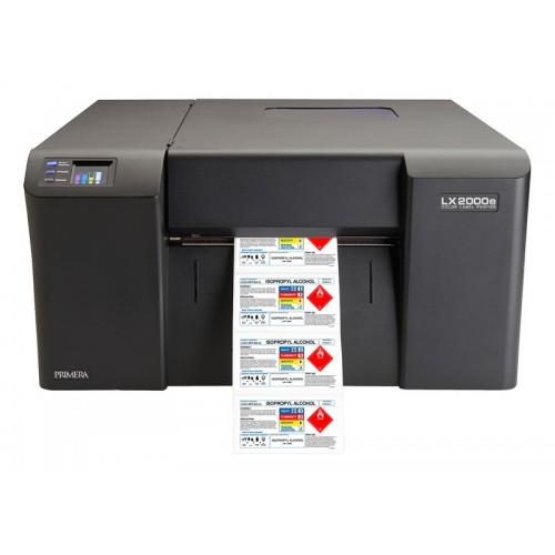 Imprimanta de etichete color Primera LX2000e