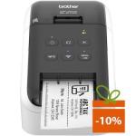 Imprimanta de etichete Brother QL-810W, 300DPI, Wi-Fi, auto-cutter