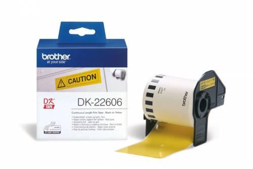Banda continua laminata Brother DK22606 62mm 15 24m