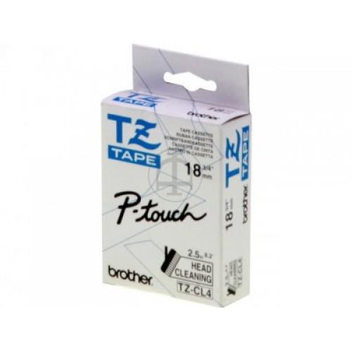Banda pentru curatare Brother TZECL4 18mm