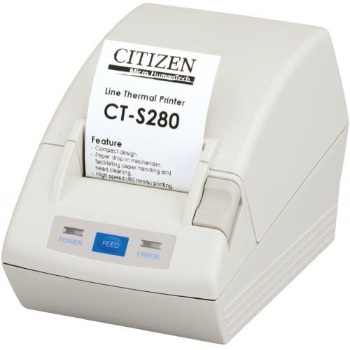 Imprimanta termica Citizen CT-S280 alb