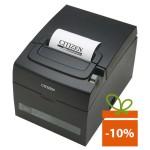 Imprimanta termica Citizen CT-S310 II, USB + LAN, neagra