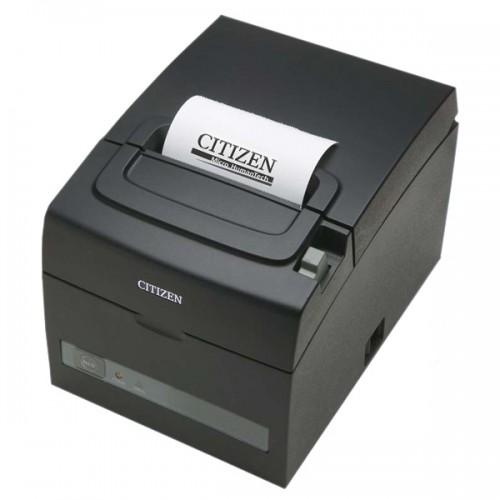 Imprimanta termica Citizen CT-S310 II USB + LAN neagra