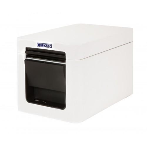 Imprimanta termica Citizen CT-S251 Ethernet alba