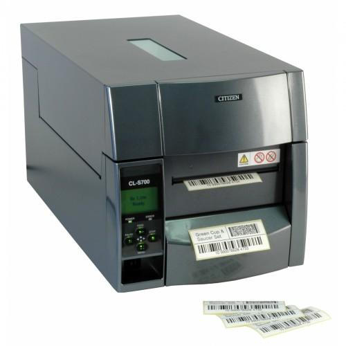Imprimanta de etichete Citizen CL-S703 Ethernet cutter