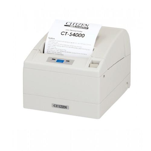 Imprimanta termica Citizen CT-S4000 USB Serial alba