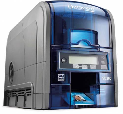 Imprimanta de carduri Datacard SD260S Smart Card encoder