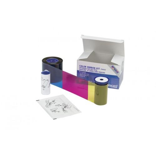 Ribon Datacard color YMCKT-KT 534000-006 Kit