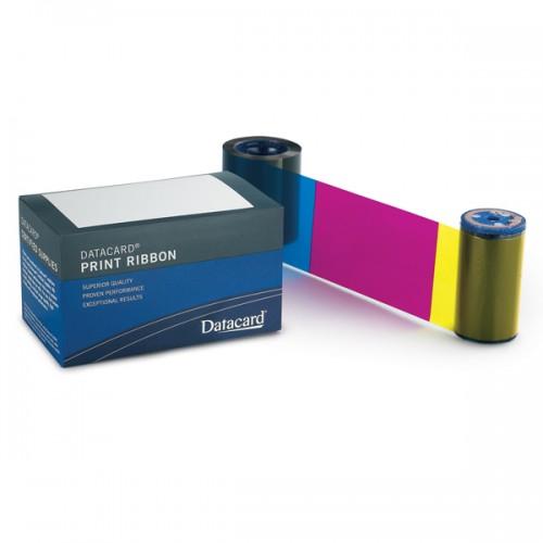 Ribon Datacard color YMCKK 568971-002