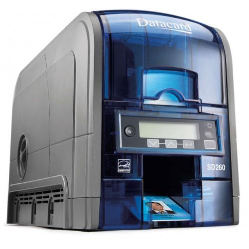 Imprimanta de carduri Datacard SD260 Mag. encoder