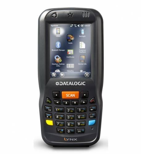 Terminal mobil Datalogic Lynx 1D 27 taste 3G