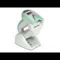 Cititor coduri de bare Datalogic Gryphon GM4400-HC, 2D, RF, serial, cradle, alb