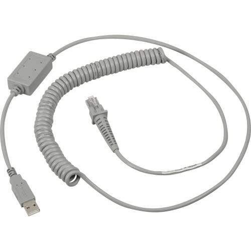 Cablu Usb Datalogic Cab-412 Coiled