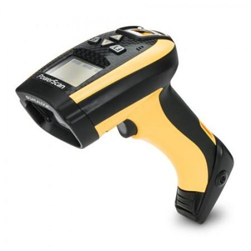 Cititor coduri de bare Datalogic PowerScan PM9300 1D SR RF 4 taste cradle