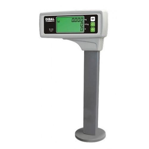Cantar Dibal KP-3000 15/30 kg incorporabil suport afisaj