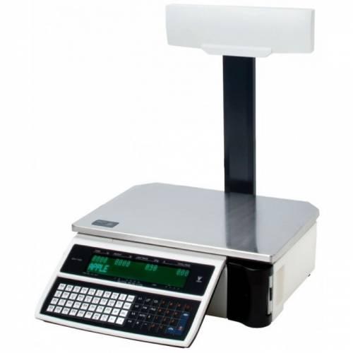 Cantar Digi SM-100P+ cu eticheta 6/15kg display 2 linii