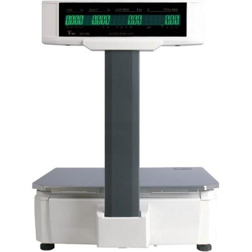 Cantar Digi SM-100P cu eticheta 6/15kg display liniar