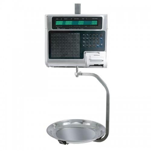 Cantar Digi SM-100H cu eticheta 6/15kg platan circular display liniar