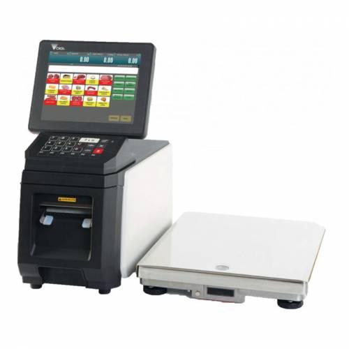 Sistem semiautomat de cantarire si etichetare Digi DPS-5000 15kg