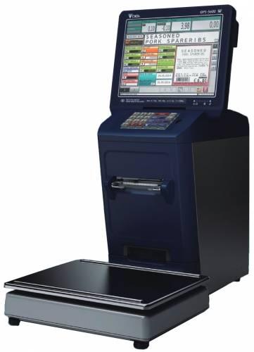 Sistem semiautomat de cantarire si etichetare Digi DPS-5600 15kg