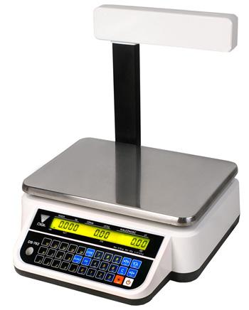 Cantar Digi DS-782P 6/15kg suport afisaj