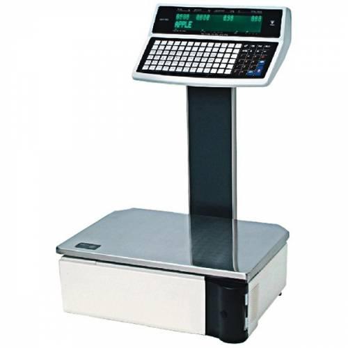 Cantar Digi SM-100EV+ cu eticheta 6/15kg display 2 linii