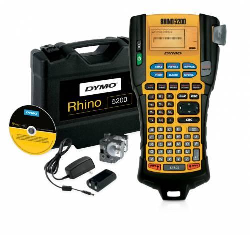 Aparat de etichetare Dymo Rhino 5200 Kit DY841400
