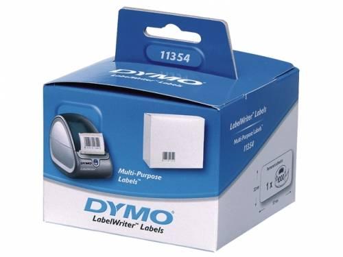 Etichete Dymo Labelwriter Dy11354 57x32mm Hartie Alba Repozitionabile