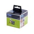 Etichete Dymo LabelWriter DY99015 70x54mm, hartie alba, dischete