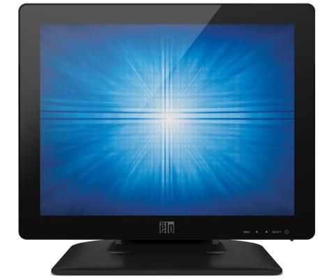 Monitor POS touchscreen ELO Touch 1523L IntelliTouch ZeroBezel negru
