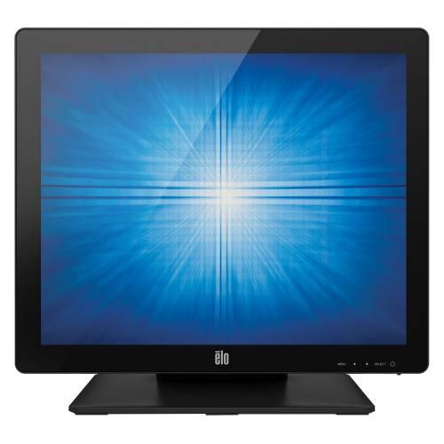 Monitor POS touchscreen ELO Touch 1717L rev. B IntelliTouch ZeroBezel negru