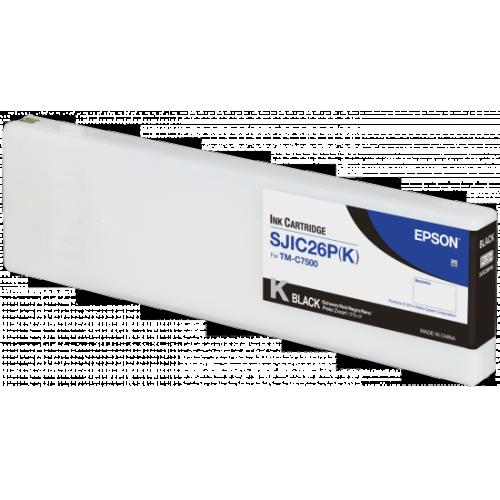 Cartus cerneala Epson ColorWorks C7500 negru