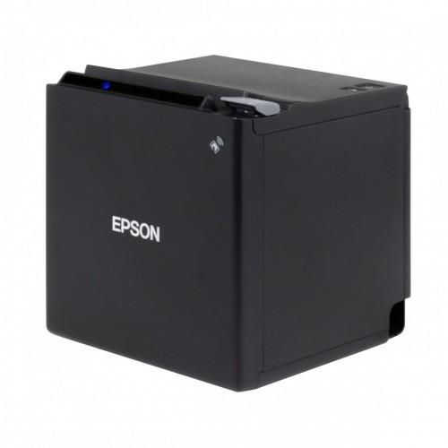 Imprimanta termica Epson TM-m30 Ethernet cutter neagra