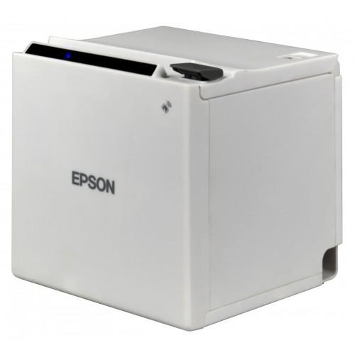 Imprimanta termica Epson TM-m30 Wi-Fi alba