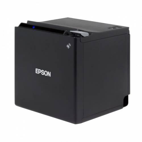 Imprimanta termica Epson TM-m30 Bluetooth neagra
