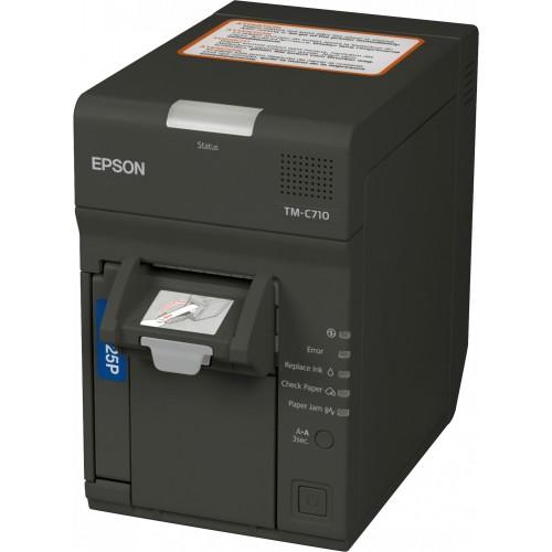 imprimanta de cupoane epson tm-c710 ethernet usb