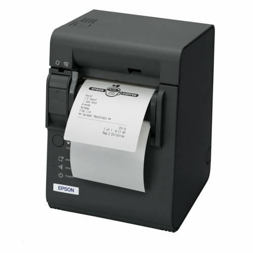 Imprimanta termica Epson TM-L90 USB LAN