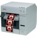 Imprimanta de etichete color Epson ColorWorks TM-C3400, USB, LAN