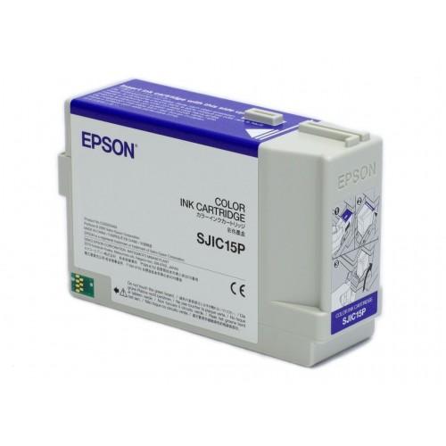 Cartus cerneala Epson ColorWorks TM-C3400 multicolor