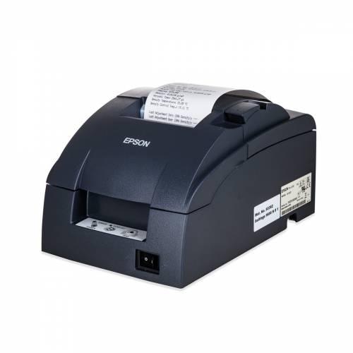 Imprimanta matriciala Epson TM-U220B serial cutter neagra