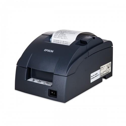 Imprimanta matriciala Epson TM-U220D serial neagra