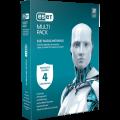 ESET NOD32 Antivirus Multipack v8, 1 an, 4 utilizatori