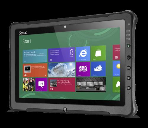 Tableta enterprise Getac F110 4G