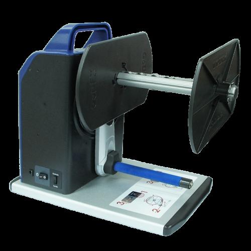 Rewinder electric etichete T20