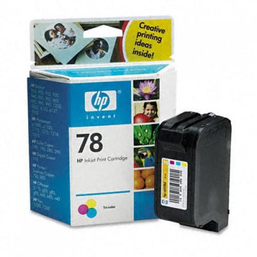 Cartus cerneala color HP 78 original